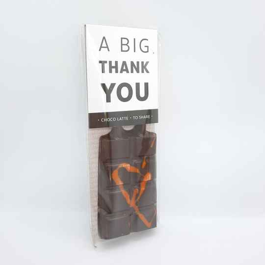 A big thank you - Choco Latte to share