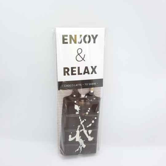 Enjoy & relax - Choco Latte to share