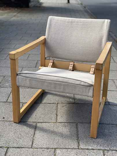 """Karin Mobring """"Diana"""" Chair for IKEA"""
