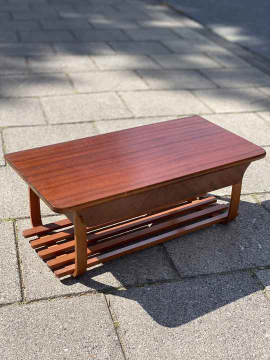 Wall Cabinet Rosewood - Made in Sweden