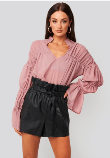 Blouse Old Pink