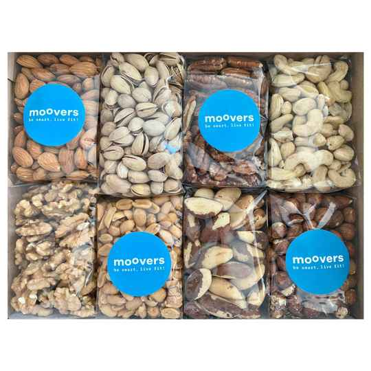 Moovers Nuts box