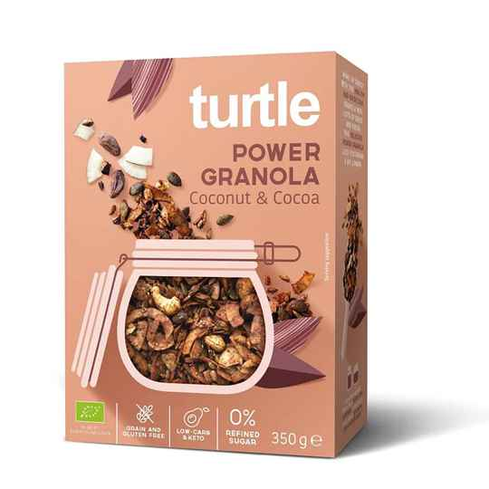Power Granola Coconut & Cocoa