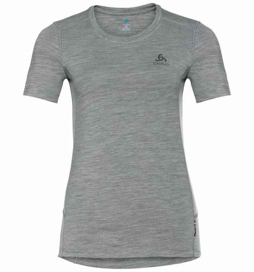 Odlo BL TOP Crew neck Dames s/s MERINO 200