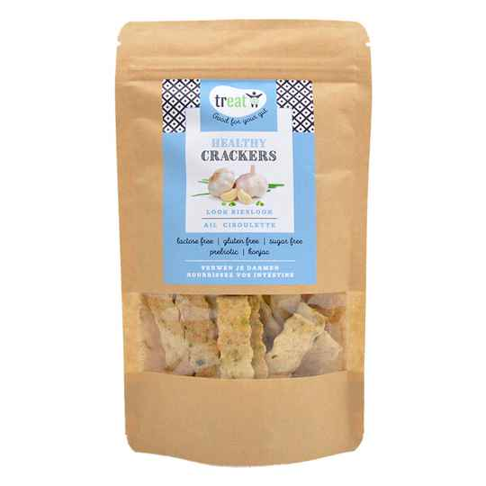 Healthy Crackers bieslook