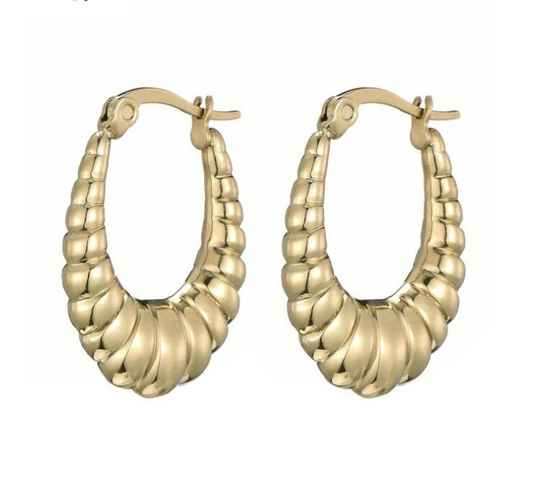 Statement Hoops Shell