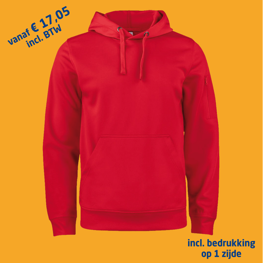 Clique Basic Active Hoody