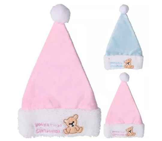 Baby Kerstmuts 29cm baby's first christmas