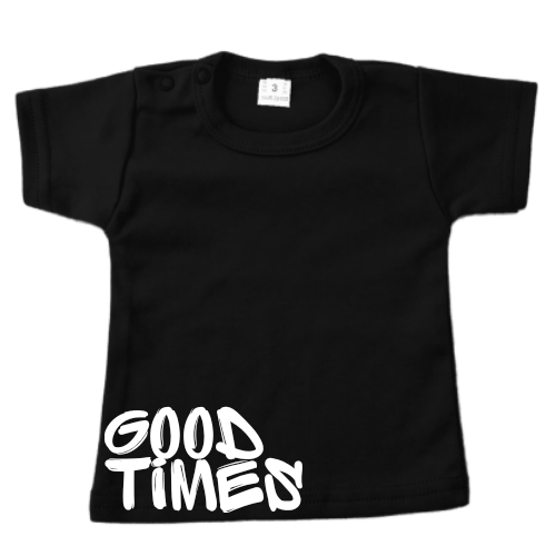 T-shirt Good times ABC Be cool