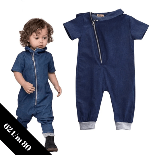 Jumpsuit denimlook