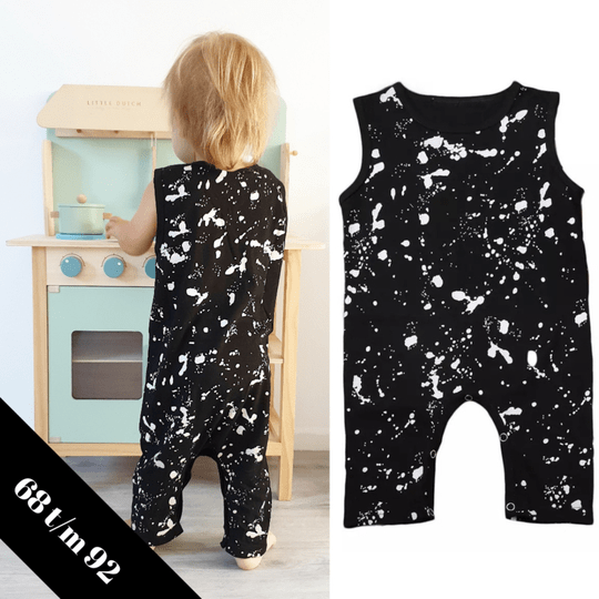 Jumpsuit splash