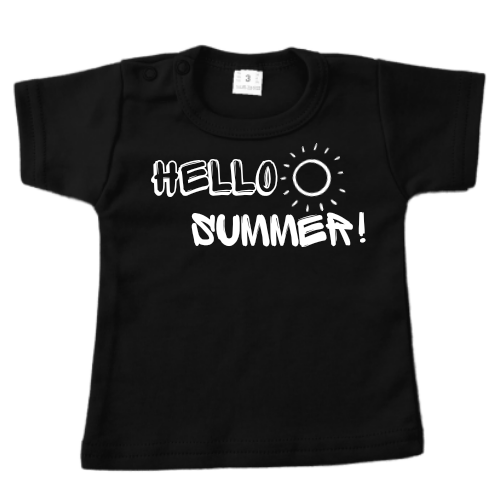 T-shirt Hello ABC Be cool