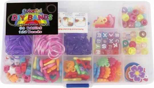 Loombox Colorful Junior 212-delig