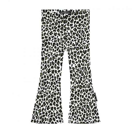 Your Wishes Leopard Camo flared baby