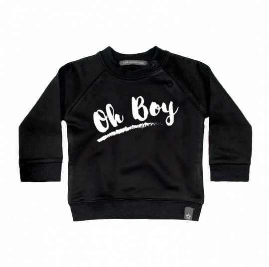 Your Wishes sweater Oh Boy baby