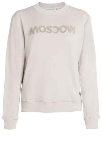 MOSCOW STAR SWEATER