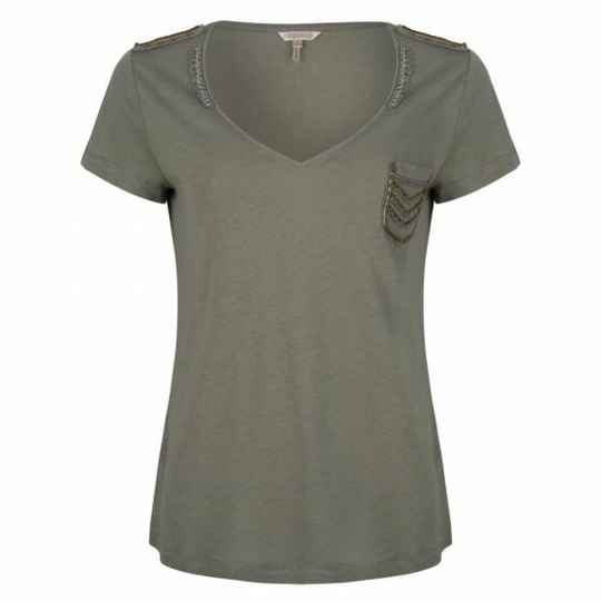 T-SHIRT MILITARY PATCHES