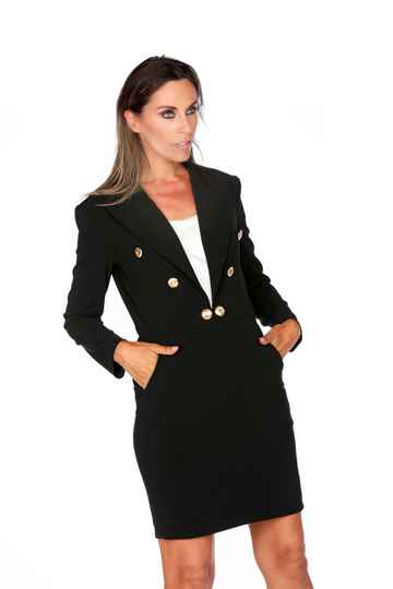 Kleed 3210111 - BOUTIQUE MOSCHINO