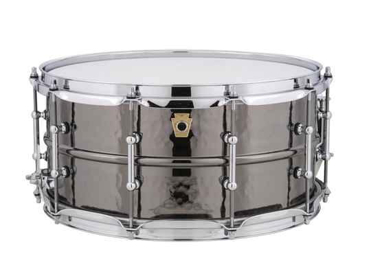 Ludwig Black Beauty Snaredrum, LB417KT
