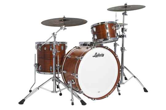 Ludwig Classic Oak L7340AXTW  Pro Beat Tennessee Whiskey 24""