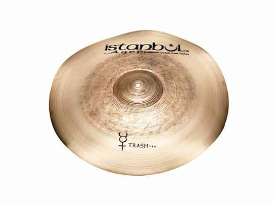 Istanbul Agop THIT22 Traditional Series Trash Hit 22""