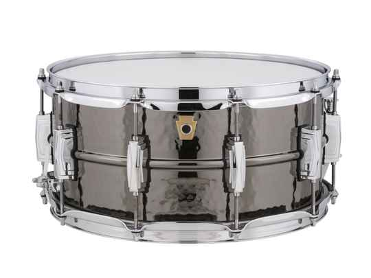 Ludwig Black Beauty Snaredrum, LB417K