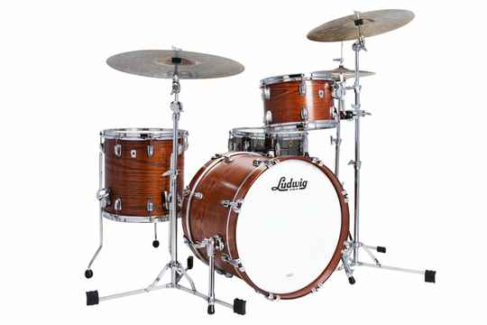 Ludwig Classic Oak Downbeat Tennesee Whiskey 20""