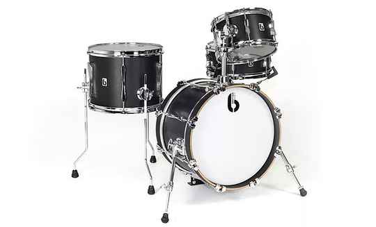 British Drum Co, IMP KIT  3 delige drumset
