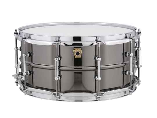 Ludwig Black Beauty Snaredrum, LB417T