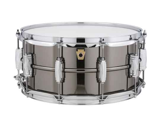 Ludwig Black Beauty Snaredrum, LB417