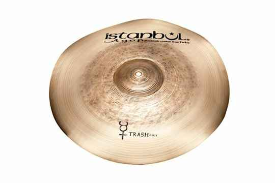 "Istanbul Agop 18"" THIT18 Traditional Series Trash Hit"