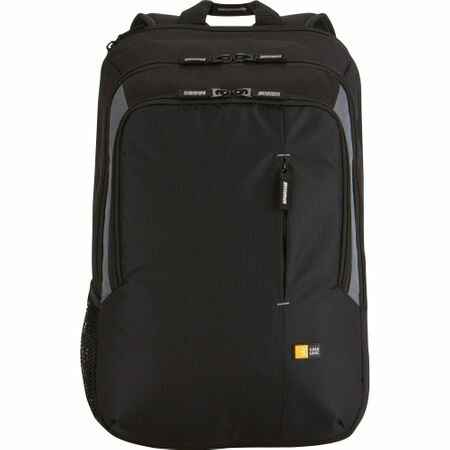 "Case Logic VNB217 Value Backpack Laptop hátizsák, 17"", Fekete/Szürke"