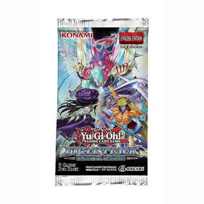 Duelist Pack: Dimensional Guardians - booster