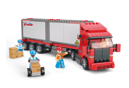 Containertruck - B0338