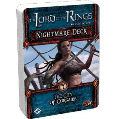 The City of Corsairs - nightmare deck