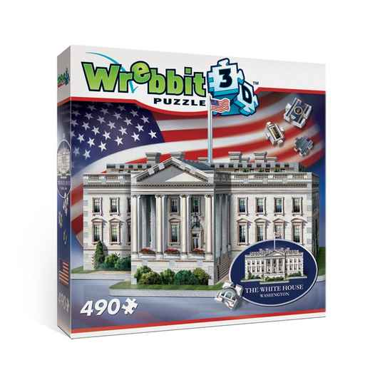 The White House 3D