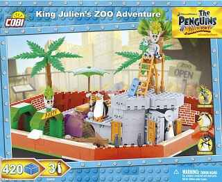 King Julien's ZOO Adventure
