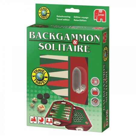 Backgammon & Solitaire Reiseditie