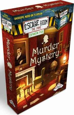 Escape Room the Game: Murder Mystery