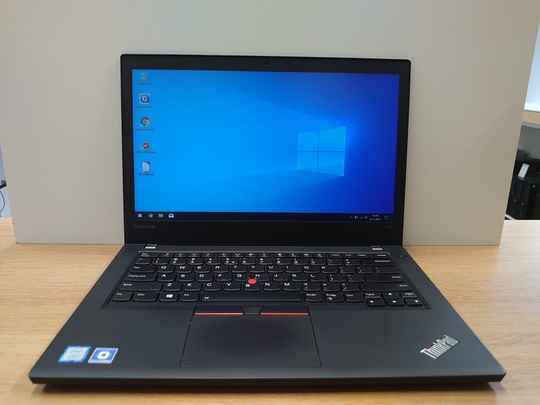 Lenovo ThinkPad T470 | 14 inch | Core i5 | 8GB | 256GB SSD