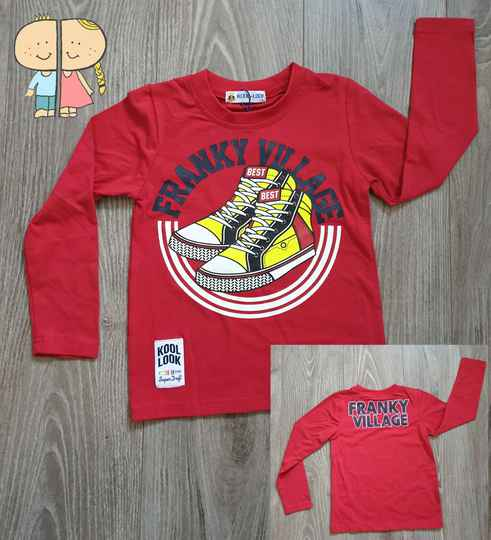 Long Sleeve Franky Village