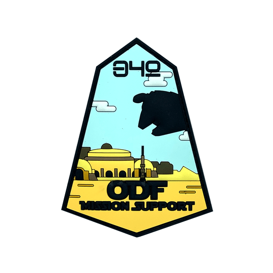 ODF Star Wars Mission Support patch