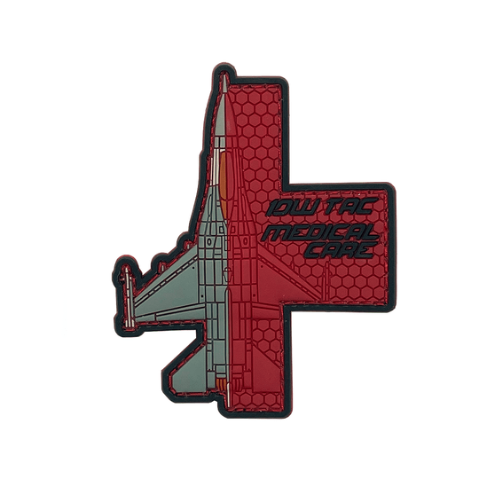 10W Tac Medical Care patch