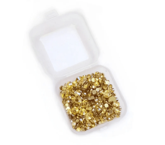 PNS Rhinestone Mix #4 - Gold