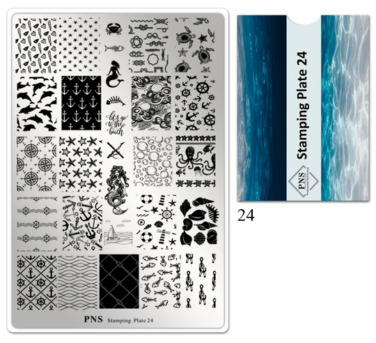 PNS Stamping Plate 24