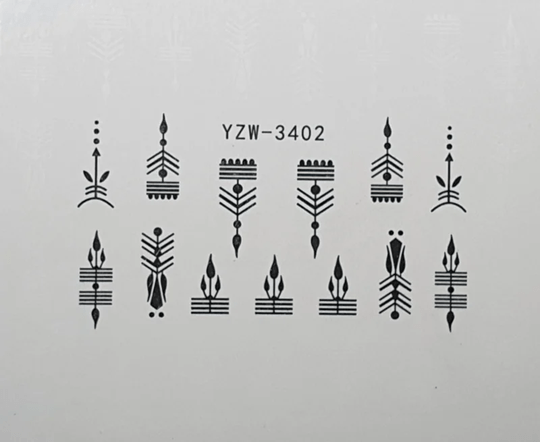 Waterdecal #27