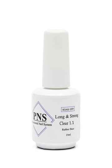 PNS Long & Strong CLEAR 1.1 *Rubberbase*