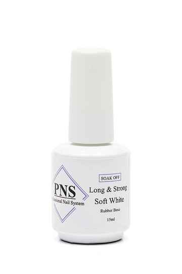 PNS Long & Strong SOFT WHITE *Rubberbase*