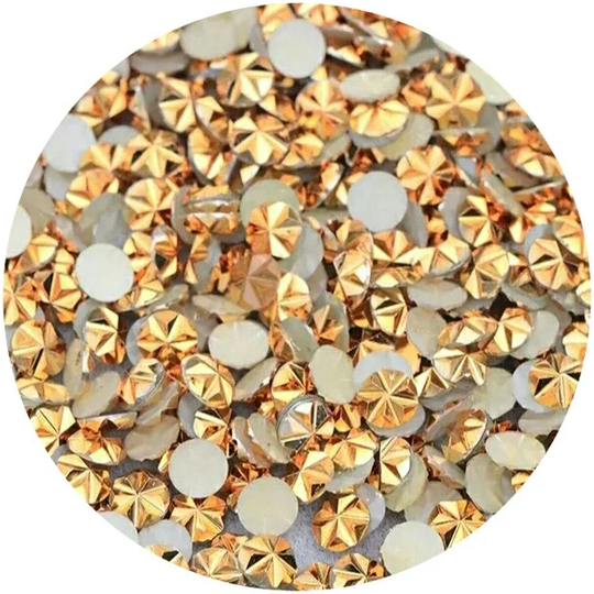 PNS Flower Stone Gold