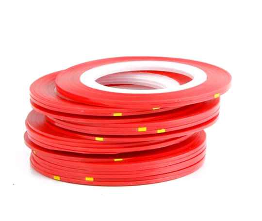 PNS Striping Tape Rood 9
